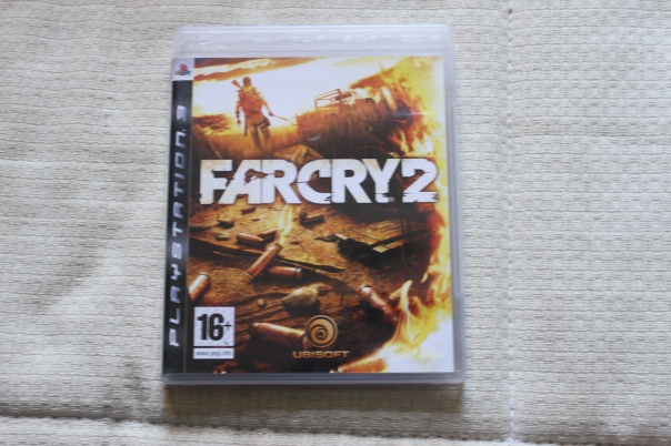 it's far, so far cry