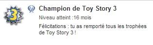 Platine toy story 3